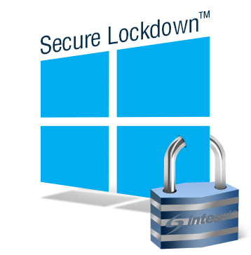Lock down Windows XP/Vista/7/8/10 and create a virtual embedded environment. Inteset